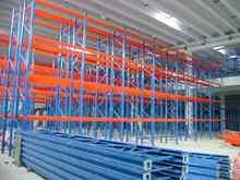Customized,warehouse heavy duty metal pallet rack