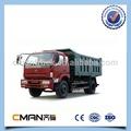 La venta de la fábrica de camiones de volteo utilizado 15 toneladas de t- rey de la marca con el precio bajo y alta calidad para la venta