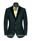 2014 new design men's office bussiness suits/fancy suits for men /wedding best man suit