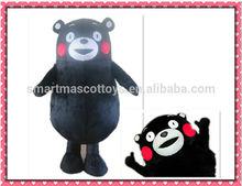 adult kumamon mascot costume for party supply