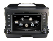 wholesales auto accessories for Kia Sportage 2 din car dvd player auto radios
