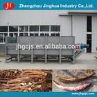 Automatic industrial cassava washing and peeling machine