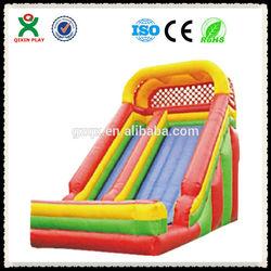 Amusement Inflatable Slide for pool/intex inflatable water slide/water inflatables/QX-115B