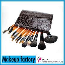 22pcs Top quality professional makeup tools cosmetic brush set facial makeup brush set