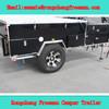 Australia Hot Sale! Off Road Camper Trailer/ Forward Folding Hard Floor Camper Trailer With Tent
