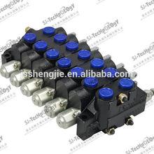 hydraulic control valve / dumper parts / DF-650-6OT-M18*1.5 / 50 LPM