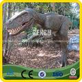 parque jurásico de alta artificial de simulación mecánica dinosaurios carnívoros