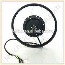 2 years motor 100km/h rear wheel 5000w hub motor electric bike kit