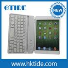 Gtide KB656 aluminum cover wholesale mini bluetooth 3.0 keyboard cover for ipad mini