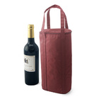 Recycled non-woven 1 wine bottle bags