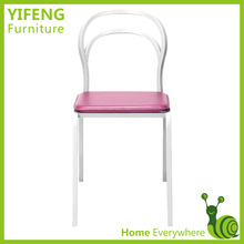 2014 New Style modern Painted Dining Chair