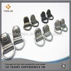 Fashion iron shoe hooks with D ring
