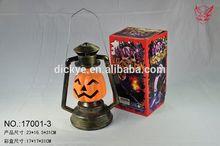kerosene lamps for halloween decoration/Halloween smile pumpkin gifts