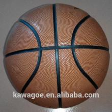 No. 7 PRO quality sweat - absorbing PU laminated basketballs