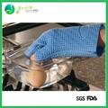 de haute qualité à haute température en caoutchouc de silicone fda gants