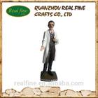 Hot sale custom design resin doctor figurine