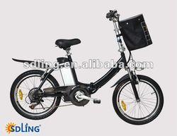 180-250W High Speed Brushless Gear motor mini electric bike