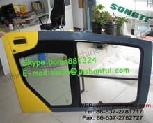 high quality PC200-7 Excavator Parts Cab/Cabin Door