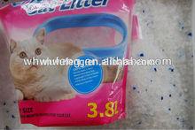 1-8mm 3.8L cat litter silica gel /pet product