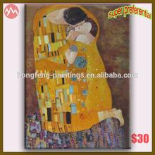 Famous reproduction oil painting Gustav Klimt on sale cheap price $30