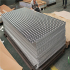 factory price of High speed railways material 5 bars metal alloy checker plate