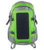 2014 good quality smart Solar backpack with 6.5W solar panel