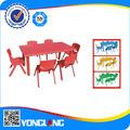 Mesas y sillas baratas de plástico
