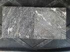 Antique China black via lactia granite floor tiles