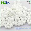 Huto ceratric 96% alimina elétrica isoladores cerâmicos isoladores de porcelana
