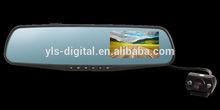 A10 dual lens hd 720P car backup camera for toyota corolla