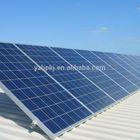 Low price per watt solar panels 55w solar pv panel solar pv module