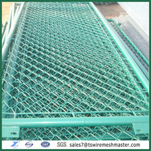 Alibaba China low price Q195 Steel Wire Mesh Fence,Wire Mesh Fencing