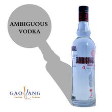 Goalong factory supply vodka in russian