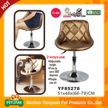 Luxury Recycled Pet Furniture and Luxury Pet Furniture, Adjustable Height, Free to Turn 360 Degrees