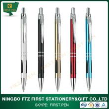 FIRST P037 Promotional Items,Aluminum metal pen and pencil set
