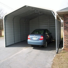 20' x 20' x 7 Steel Carport,steel car shed, car port