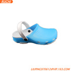 China funny foam women colorful clogs RCG02