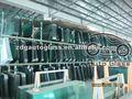 auto de cristal laterales de vidrio y vidrio de la puerta de fábrica en china