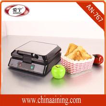 4 Slice Sandwich Press Non Stick Breakfast Making Sandwich Maker