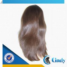 100% virgin brazilian remy human hair jewish wholesale european hair kosher wig