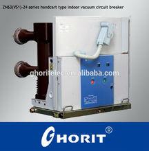 VS1-24 24KV 630A indoor vacuum circuit breaker auto recloser