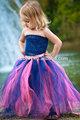 Venta al por mayor de cumpleaños de niños vestidos de fiesta en línea de vestir vestido de la muñeca- up girl juegos