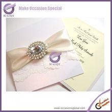 k1623-54 crystal china wedding invitations arabic designs