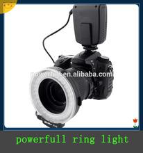 Flash Ring Light,Perfect Macro Lighting Solution For Camera,Macro Ring Flash Light