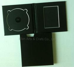 double CD &DVD folio case