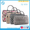 Fashion Design Travel Storage Cheap Shoulder Folding Tote Bag