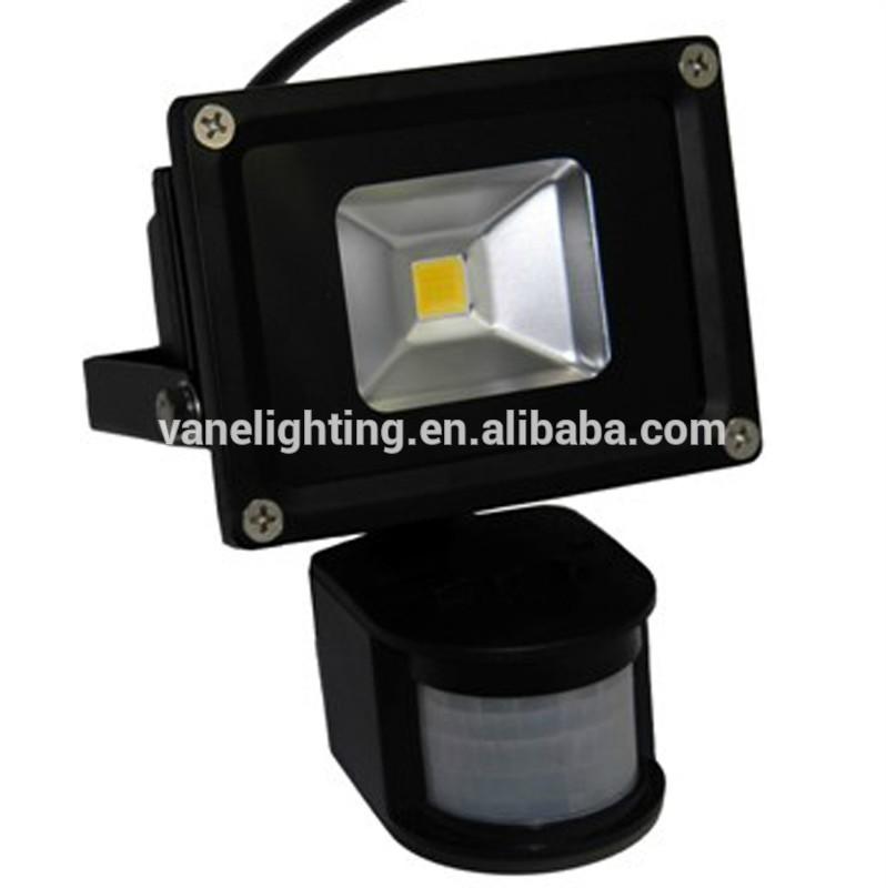 Outdoor Aluminum High Power LED Motion Sensor Light