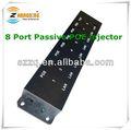 8 porto POE dc mikrotik ethernet sobre o poder POE Injector