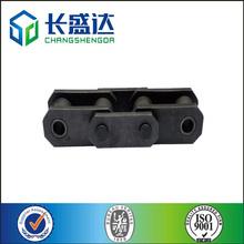 Standard big pitch Heavy Duty Precision straight plate transmission Chain