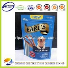 dog food beef jerky packaging bag